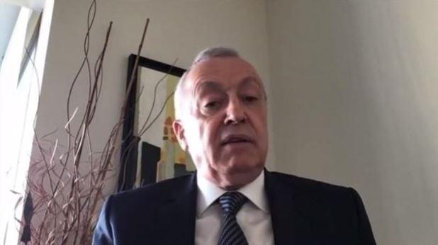 Ahmad Fatfat, Lebanon's Interior Minister (2006)