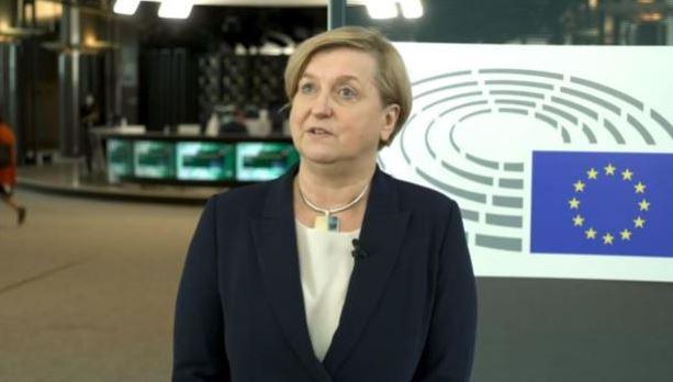 Anna Fotyga, Polish MEP