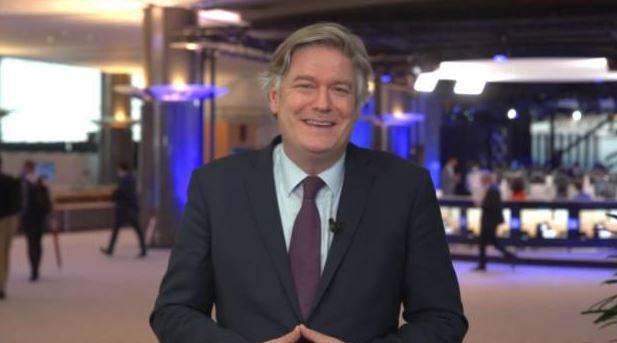 MEP Antonio López-Istúriz White, Secretary-General of the European People's Party