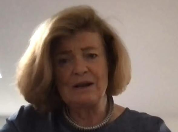 Aude de Thuin, Founder and President of Women's Forum for the Economy and Society – France