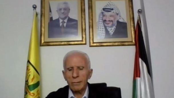 Azzam al-Ahmad, President of Fatah faction in the Palestinian Parliament