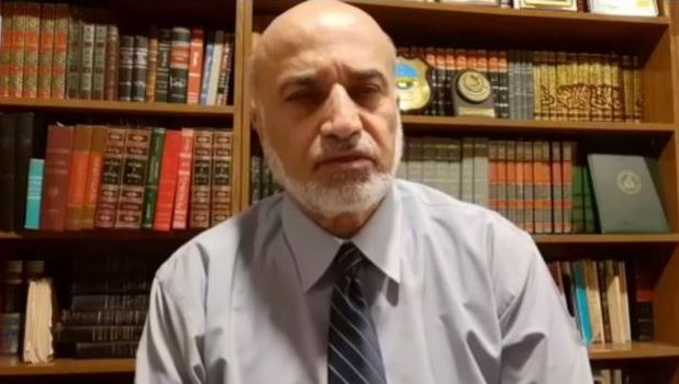 Bassam Al-Omoush, former Jordanian Minister and former Ambassador to Iran