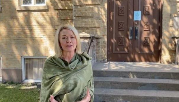 Candice Bergen, Canadian MP