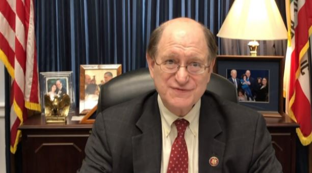 Congressman Brad Sherman, (D-CA), senior member of the House Foreign Affairs Committee