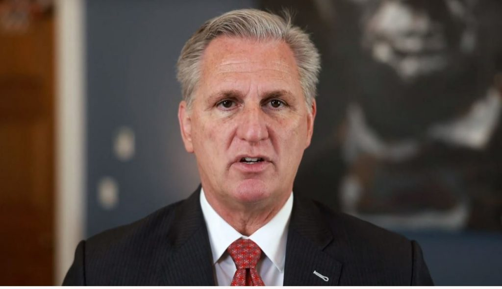 Congressman Kevin McCarthy, Minority Leader of the United States House of Representatives