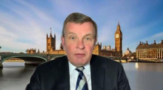 David Jones, Deputy Chairman of the European Research Group since 2020, MP for Cloud West since 2005
