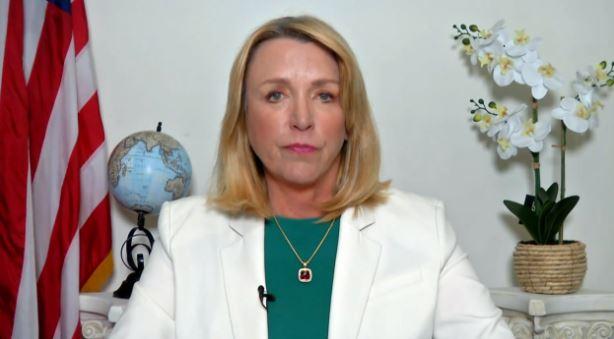 Secretary Deborah Lee James, Former US Secretary of the Air Force (2013-2017)