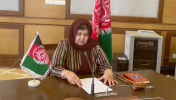 Fawzia Nasiryar Guldarye, Afghan MP