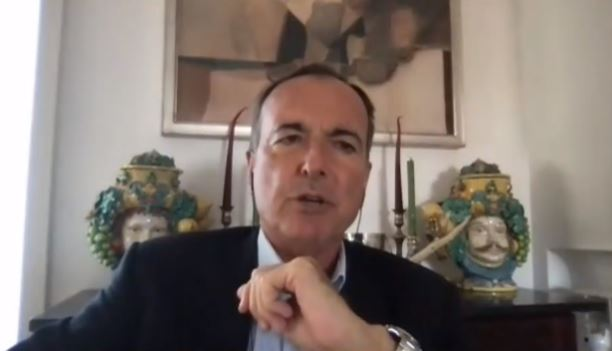 Franco Frattini, Minister of Foreign Affairs of Italy (2008 –2011) & (2002 –2004), European Commissioner for Justice, Freedom and Security (2004 –2008)