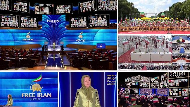 Free Iran World Summit 2021 - July 10, 2021