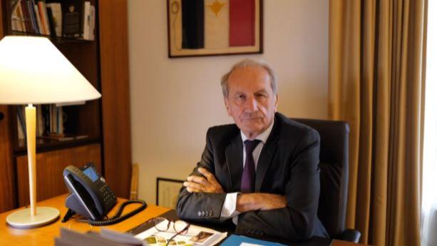 Gérard Longuet, former French Defense Minister
