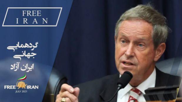 Congressman Joe Wilson (R.), U.S. Representative for South Carolina's 2nd congressional district