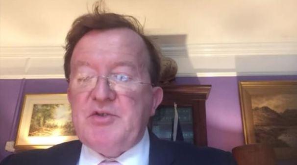 John Perry, Former Irish Gov Minister
