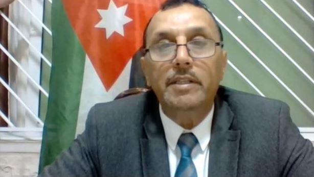 Jordanian MP Ata Ebdah