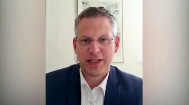 Kees de Vries, Member of German Bundestag