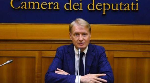 Lucio Malan, Senator and Secretary-General of the Italian Senate - Member of the NATO Parliamentary Assembly