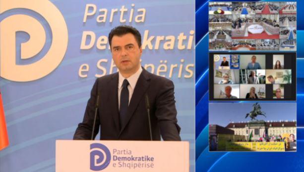 Lulzim Basha, Chairman of the Democratic Party of Albania