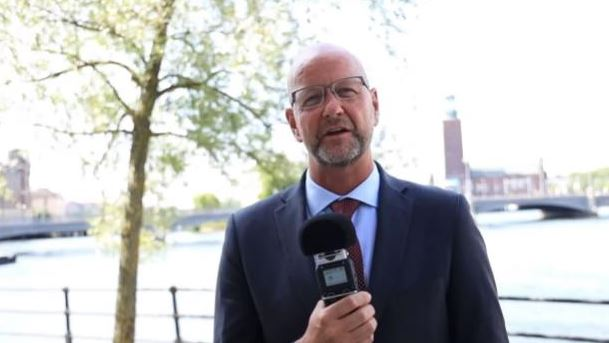 Magnus Oscarsson, Swidish MP