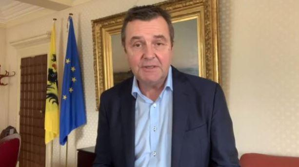 Mark Demesmaeker, Member of the European Parliament