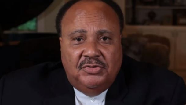 Martin Luther King III, Human Rights Advocate and Son of Dr Martin Luther King Jr