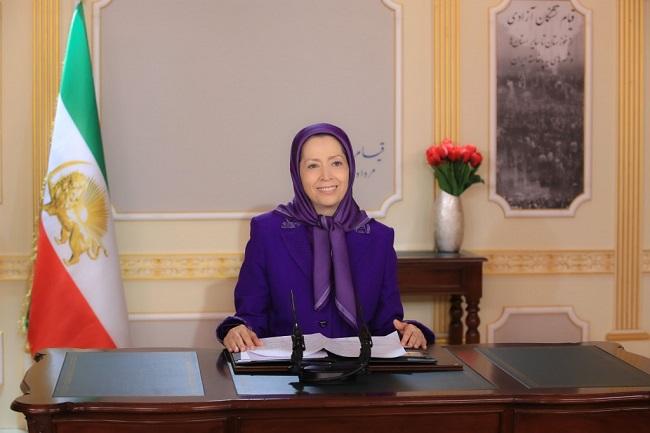Maryam Rajavi  President-elect of the NCRI