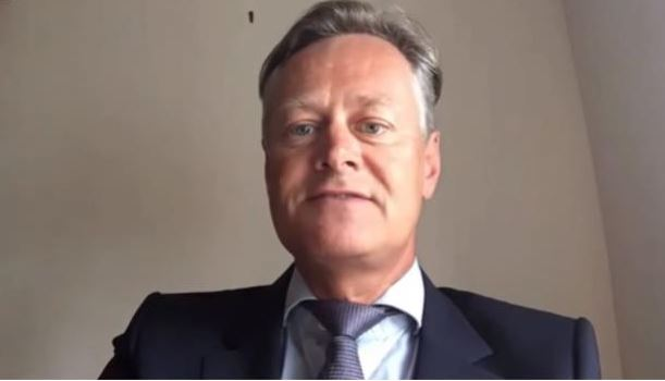 Dr. Matthew Offord, MP for Hendon