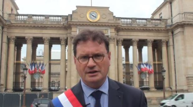 Philippe Gosselin, French MP representing the Manche Department