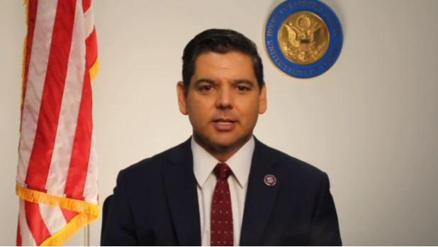 Congressman Raul Ruiz (D) U.S. Representative for California's 36th congressional district