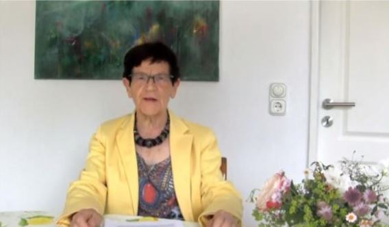 Prof Dr Rita Süssmuth, Speaker of the German Bundestag, former Federal Minister