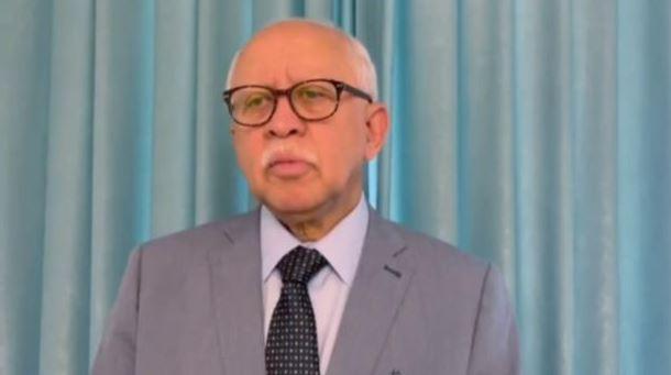 Dr. Riyadh Yassin, Yemen's Ambassador to France
