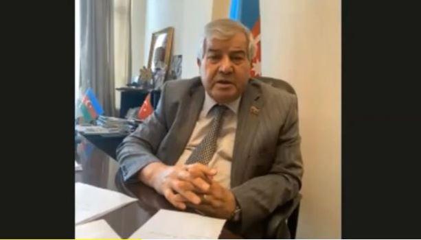 Sabir Rustamkhanli, Azerbaijani MP