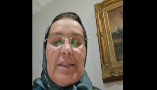 Sen Khadija Al-Zumi, Morocco Senator