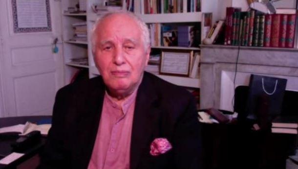 Sid Ahmed Ghozali, former Prime Minister of Algeria