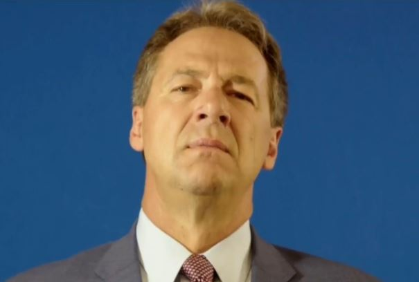 Governor Steve Bullock, former Governor of Montana from 2013 to 2021 (D)