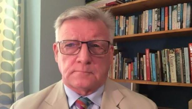 Steve McCabe, British MP for Birmingham Selly Oak since 2010