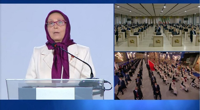 Dr. Khadijeh Ashtiani former Iranian political prisoner