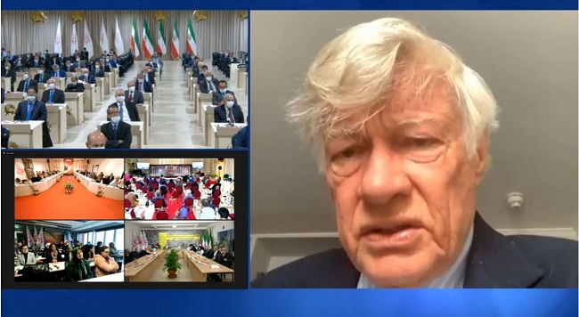 Geoffrey Ronald Robertson, First President of the UN Special Court for Sierra Leone