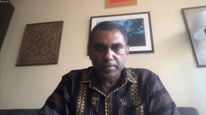 Kumi Naidoo, Secretary General of Amnesty International (2018-2020)