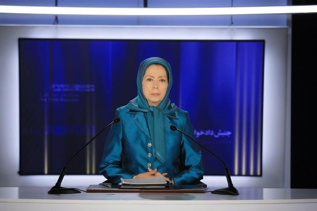 Maryam Rajavi, President-elect of National Council of Resistance of Iran (NCRI)