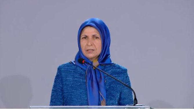 Former Iranian political prisoner Mehri Hajinejad