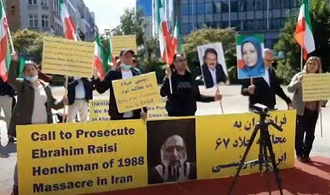 Call to prosecute Ebrahim Raisi Henchman of 1988 massacre in Iran