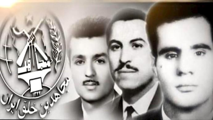 Founders of the People's Mojahedin Organization of Iran(PMOI/MEK)