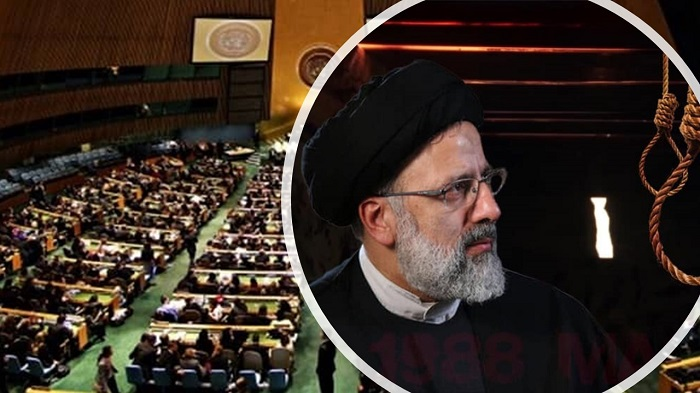 The National Council of Resistance of Iran (NCRI) reported that Ebrahim Raisi, the mullahs' regime president, is scheduled to address the United Nations General Assembly (UNGA) on Tuesday, September 21.