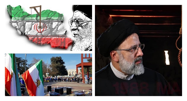 For a long time, Iranian resistance has called to U.N. and international community for an end to three decades of impunity for Iran regime's leaders for genocide and crimes against humanity in the 1988 massacre.