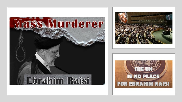 Calls for Ebrahim Raisi's Prosecution Persist in the Run-up to His UN Speech article photo