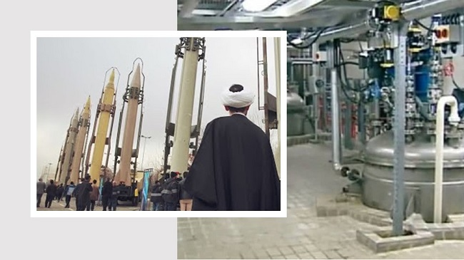 The nuclear activities of the mullahs' regime in Iran remain unpunished due to the West's appeasement policy