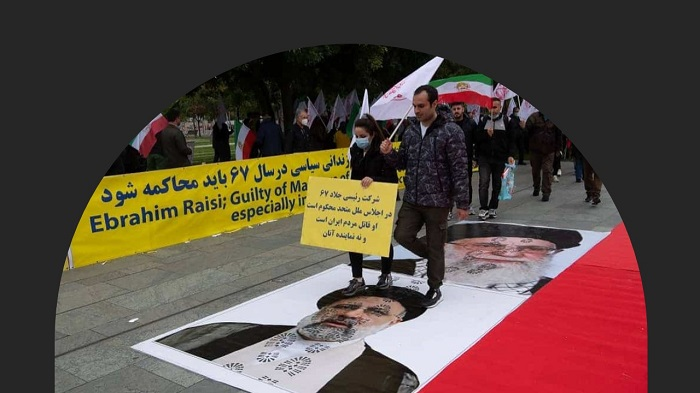 The Time Is Now to Hold Raisi and Iran's Regime Accountable for Their Crimes