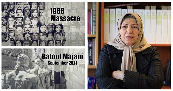 Human Rights Record of Ebrahim Raisi Eyewitness Accounts, Batoul Majani