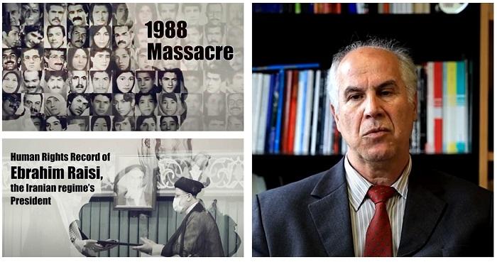 Mr. Rasoul Tabrizi Eyewitness  of the 1988 Massacre in Iran
