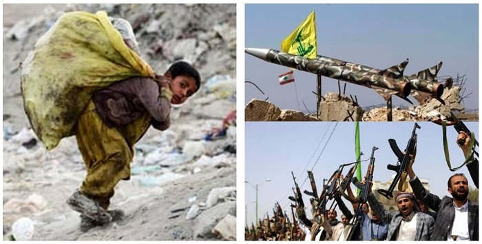 If releasing Iran's regime frozen assets, as in the past, the regime will spend it on both terrorism and the mullahs' proxy groups in the region, in Yemen, Syria, Lebanon, Iraq, or it flowed into the pockets of the IRGC and the mullahs.